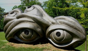 Eyes_scuplture